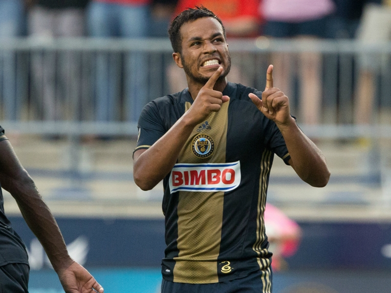 WATCH: Union's Alberg scores stunner from distance