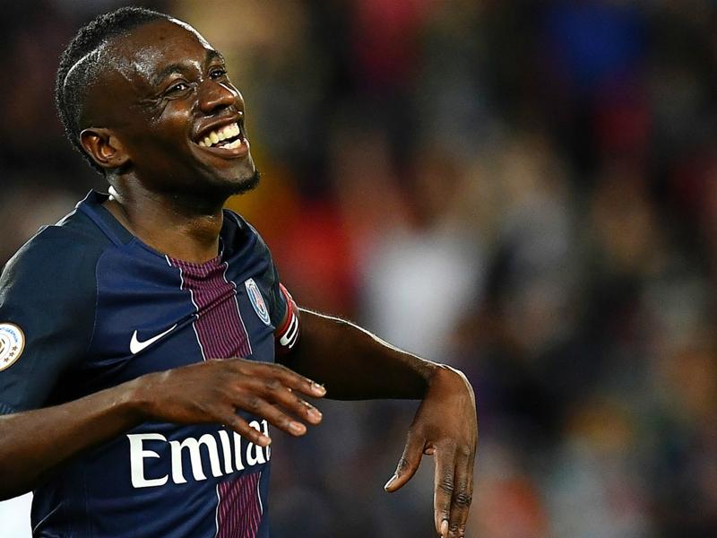 Juventus & PSG Sepakati Transfer Blaise Matuidi