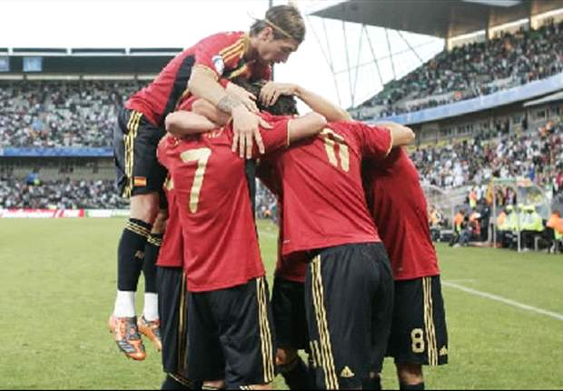 Confederations Cup Preview: South Africa – Spain