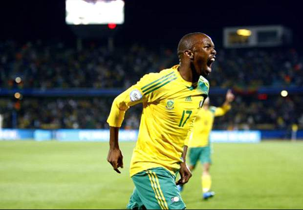 South Africa 2-0 Mozambique: Parker double hands Bafana victory over Mambas