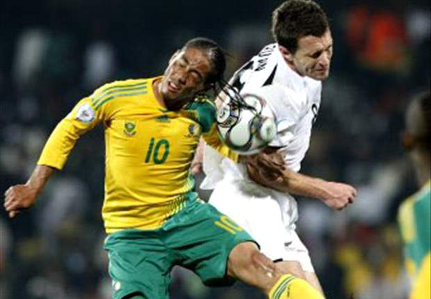 Steven Pienaar Delighted With Win For South Africa