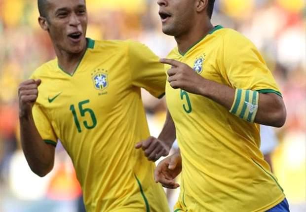 Brazil's Felipe Melo Hits Back At Italy Keeper Buffon