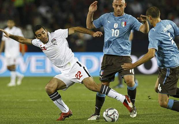 Player Ratings: Egypt 1-0 Italy