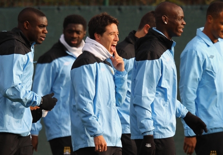 Manchester City, Nasri et Lampard absents