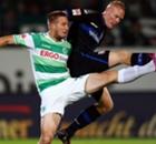 2. Liga: RBL obenauf, Fürth fällt zurück