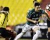 Palmeiras vê derrota como lição