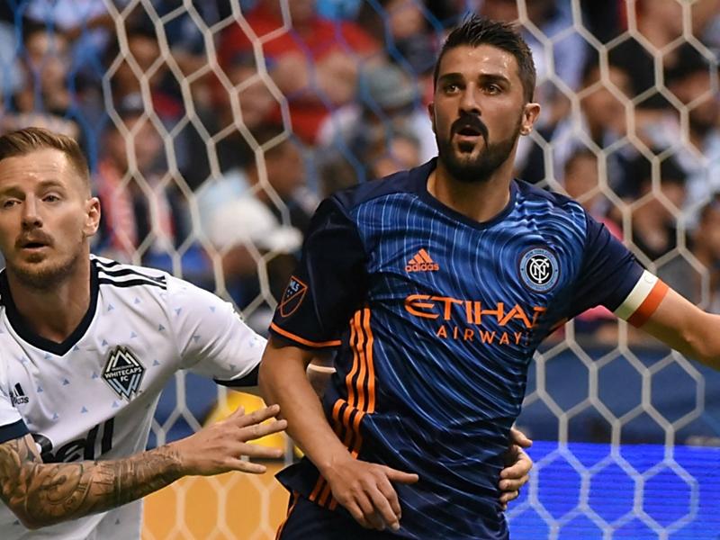MLS Review: Giovinco brace inspires Toronto, Villa scores in NYCFC loss
