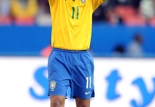 Man City Sweat On Robinho's Fitness Ahead Of Arsenal Clash
