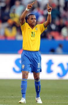 Robinho - Brazil (Mexsport)