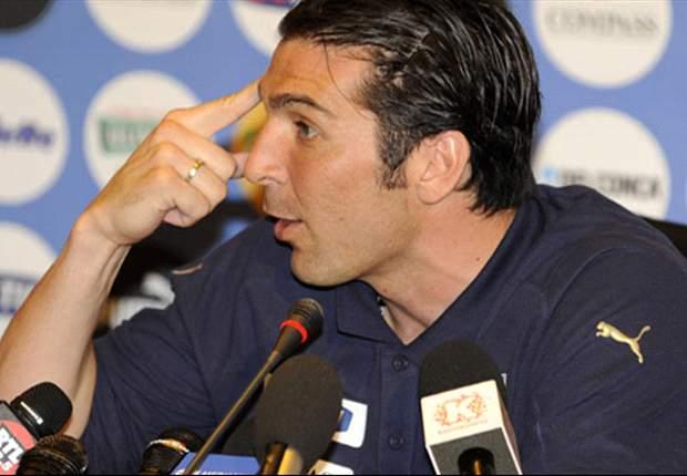 Gianluigi Buffon Admits Italy Are In Need Of Change