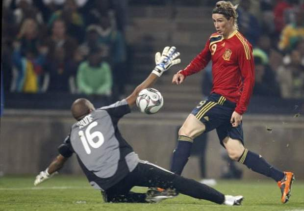 Confederations Cup: Spain Defeat South Africa As Both Qualify
