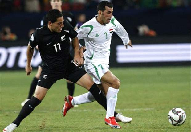 Stalemate Ends Iraq & New Zealand Confederations Cup Hopes