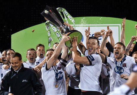 Dundalk lift League of Ireland title