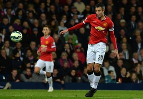 Van Gaal backs 'unlucky' Van Persie