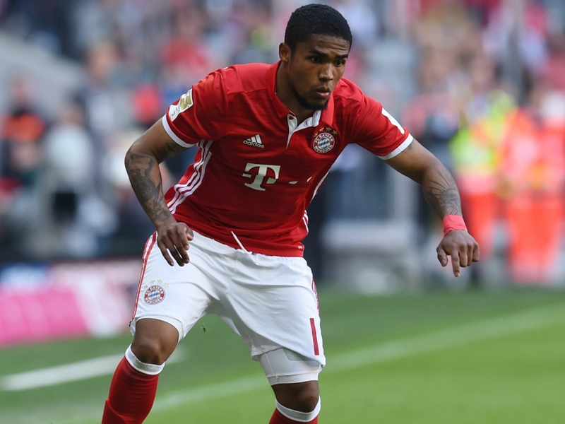 "Juventus, Douglas Costa : ""J'arrive dans un grand club"""