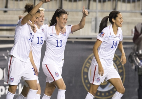 USA qualifies for Women's World Cup after beating Mexico