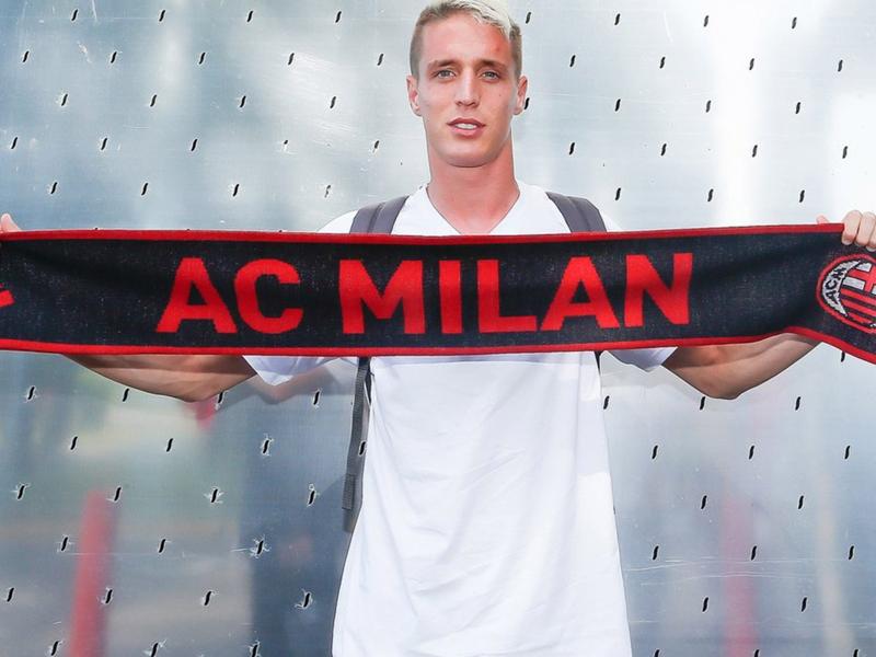 Milan, Conti dévoile ses idoles