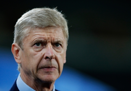 Wenger laments lack of confidence