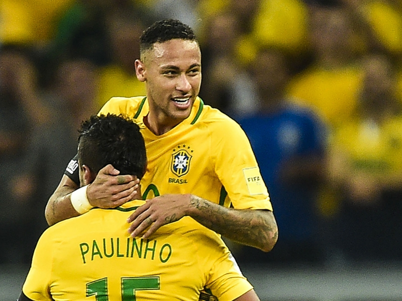 FIFA rankings: Brazil knock Germany off top spot and top 20 in full