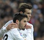 Isco chases Bale's place
