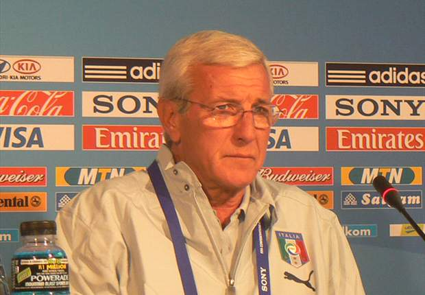 Italy Coach Marcello Lippi Refuses To Ditch Old Players For Youngsters