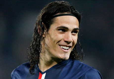 Transfer Talk: Falcao out, Cavani in