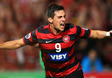 Advantage Wanderers thanks to Juric