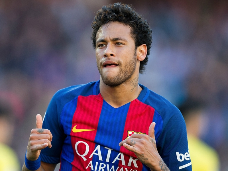Neymar: I could join Manchester United... or Eibar!