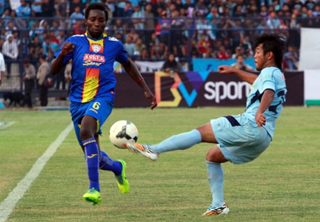FT: Arema 4-0 Persela