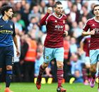Match Report: West Ham 2-1 Man City