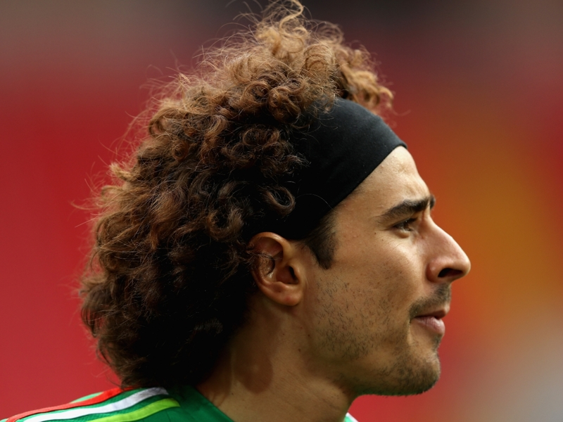 Guillermo Ochoa move to Standard Liege the bare minimum for goalkeeper