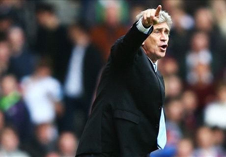 Pellegrini hoping for Chelsea slip-up