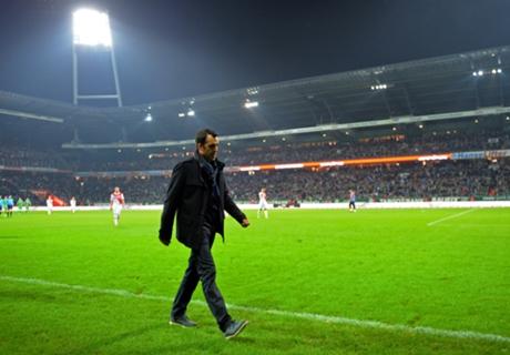 Werder Bremen sack Dutt
