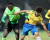 Fares Hachi of Mamelodi Sundowns vs AS Vita Club