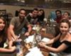 La cena de los bicampeones chilenos