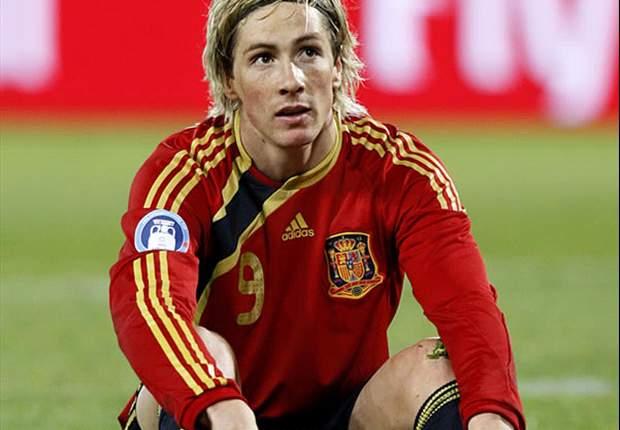 Espanha vai atrás de prêmio de consolação