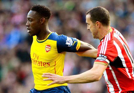 LIVE: Sunderland 0-1 Arsenal