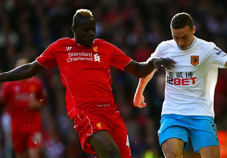 Liverpool limp to drab Hull draw