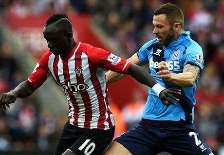 Live: Southampton 1-0 Stoke City