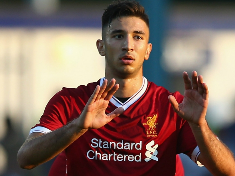 Liverpool beware! Grujic warns Reds they can expect a tough challenge against Red Star Belgrade