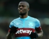Enner Valencia in action for West Ham