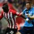 Saido Mane Phil Bardsley Southampton Stoke City Premier League 25102014