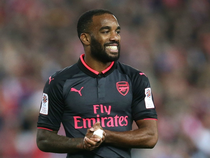 Wenger challenges Arsenal's record signing Lacazette to emulate Ibrahimovic