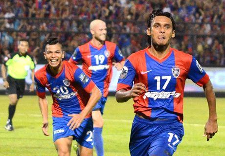 Match Report: JDT 3-1 Felda United