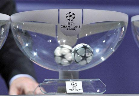 Gana un viaje único al sorteo de la UEFA Champions League