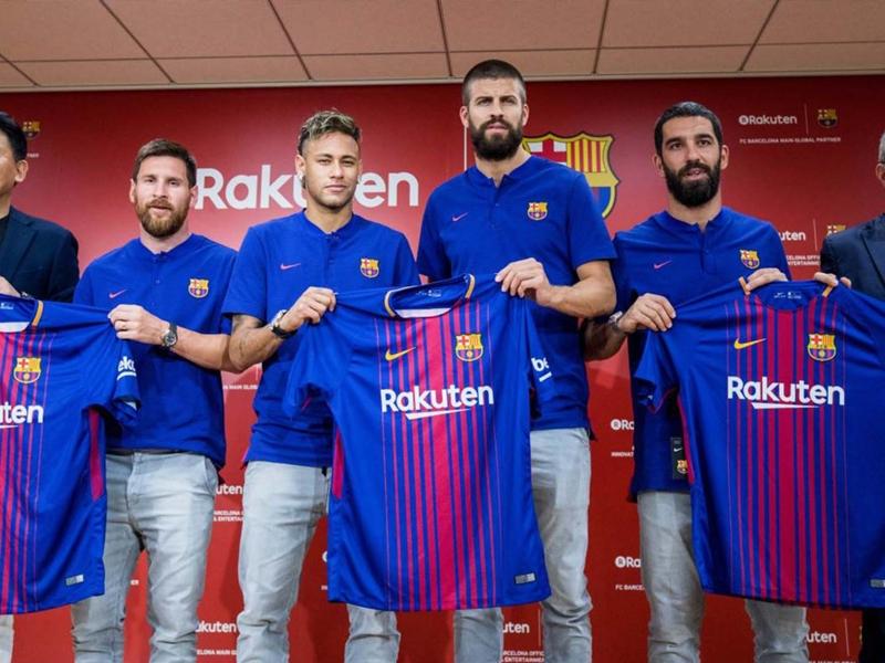 708 millions d'euros de recettes pour le Barça entre 2016 et 2017