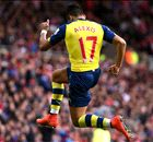 Sanchez stars in Arsenal win