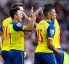 Inglês: Sunderland 0 x 2 Arsenal
