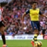 Alexis, gran protagonista en el Stadium of Light