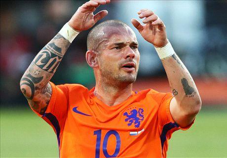 'Nice zeer concreet voor Sneijder'